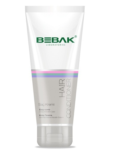 Bebak Bebak Hair Conditioner Aminokeratin 200ml Renksiz